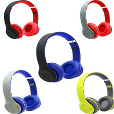 Stereo Wireless Bluetooth 4.0 Handsfree Headset Earphone Headphone For Phones