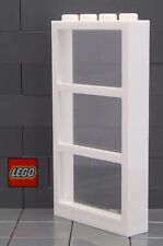 LEGO: Window 1 x 4 x 6 Frame with Three Panes (#57894) Choose Your Color