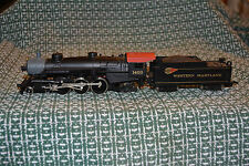 HO SCALE RSO WESTERN MARYLAND 4-6-2 PACIFIC 1403 STEAM ENGINE LOCOMOTIVE