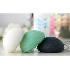 Natural Konjac Jelly Fiber Face Facial Body Wash Cleansing Sponge Puff Cleanser