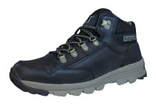 Caterpillar Interact Mid Mens Leather Ankle Boots - Brown - P718999