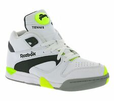 NEW Reebok Court Victory Pump Shoes Men's Sneakers Trainers White AR3174