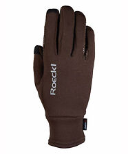 Roeckl® Winter Riding Gloves WELDON 3301-623 | mocca