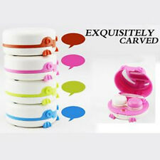Automatic Contact Lens Cleaner Washer Electric Soaking Storage Lenses Case Box