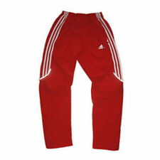 ADIDAS Running Trousers Tracksuit bottoms ClimaProof tracksuit bottoms red