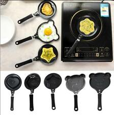 Kitchen Art Diamond Omelet Pan Breakfast Egg Frying Pan Cooking Tools -6 Types