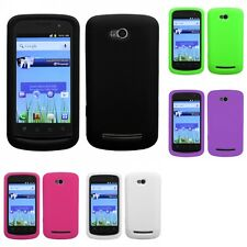 For Coolpad Quattro 4G 5860E Silicone Skin Rubber Soft Case Phone Cover