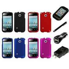 For Huawei Ascend 2 M865 Snap-On Hard Case Phone Skin Cover Accessory Charger