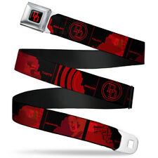 Marvel Comics Comic Book Superheroes Daredevil Seatbelt Belt