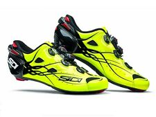Sidi Shot Road Shoe - Fluro Yellow/Black