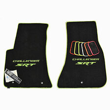 Dodge Challenger SRT Floor Mats - SRT8 - HellCat 392 SRT - Custom Fit  2011-2016