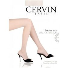 Cervin tights Sensual made in France . Old fashion tights 20 Deniers