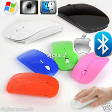 Slim Bluetooth Wireless Mouse for Windows 7/XP/Vista Android 3.1+ Tablets DZ88