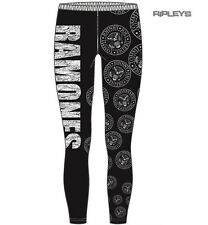 Official Ladies Leggings   The RAMONES Presidential Seal All Sizes