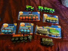 FISHER PRICE WOODEN  THOMAS AND OTHERS   MAGNETIC TRAIN