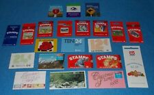 NEW ZEALAND POST MINT STAMP BOOKLETS - SELECT INDIVIDUAL BOOKLET