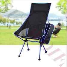 Portable Chair Folding Seat + Backpack Fishing Camping Hiking Beach Furniture