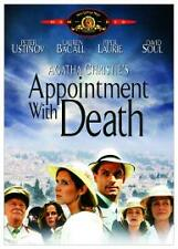 Appointment With Death (DVD) Agatha Christie Poirot Peter Ustinov, Carrie Fisher
