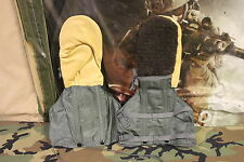 MITTENS USAF FLYING EXTREME COLD N-4B W/WOOL INSERT MED / LG  $19  FLAT $8 SHIP
