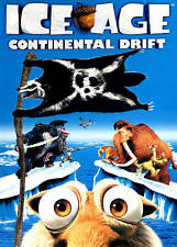 Ice Age: Continental Drift (DVD, 2012)