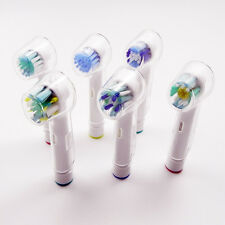 Generic Oral-B Vitality Replacement Toothbrush Heads for Travel Family Use New