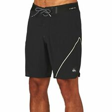 Quiksilver Board Shorts - Quiksilver New Wave Highline Board Shorts  - Black