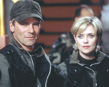 Stargate Sg-1 Amanda Tapping Richard Dean Anderson Poster or Photo