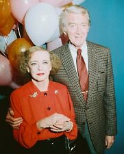 James Stewart and Bette Davis Color Poster or Photo