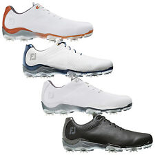 FOOTJOY MENS DNA DRYJOYS GOLF SHOES - NEW WATERPROOF LEATHER FJ PERFORMANCE 2015