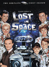 Lost in Space - Season 1 (DVD, 2004 8-Disc Set) complete first season tv show
