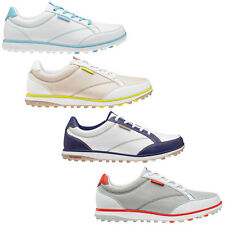 ASHWORTH WOMENS CARDIFF ADC SPIKELESS GOLF SHOES - NEW WATERPROOF SUMMER 2016
