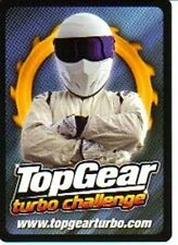 Top Gear Turbo Challenge  Cards 221 To 253 Rares Choose which you require