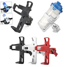 Cycling Bike Bicycle Drink Water Bottle Cup Holder Mount Cage Quick Release Rack