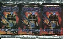 EXTERMINATOR  DOCTOR  WHO BATTLES IN TIME TEST CARDS.......001 TO 085.... CHOOSE