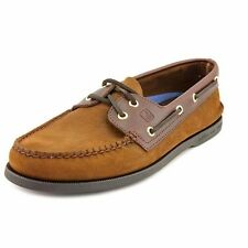NEW Sperry Top-Sider A/O Brown Buck/BR Mens Boat Shoes