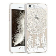 kwmobile CRYSTAL CASE FOR APPLE IPHONE SE / 5 / 5S DREAM CATCHER CLEAR COVER
