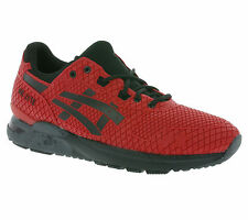 NEW asics Gel-Lyte Evo Shoes Men's Sneakers Trainers Red H6Z1N 2590 Sports