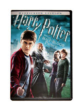 HARY POTTER AND THE HALF-BLOOD PRINCE - DVD - Daniel Radcliffe, Emma Watson