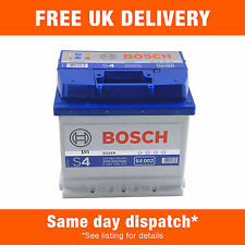 bosch s4 battery 063 ebay. Black Bedroom Furniture Sets. Home Design Ideas