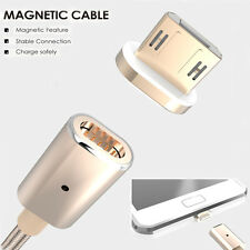 Magnetic Cable,Braided Micro USB Magnectic Cable Data Charge Cable for Android