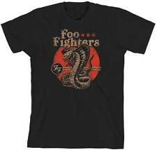 FOO FIGHTERS - Cobra Snake - T SHIRT S-2XL New Official Live Nation Merchandise