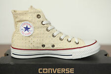New All Star Converse Chucks Hi Trainers Eyelet 542538c Gr.39 UK 6