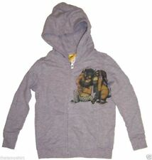 New Authentic Junk Food Where the Wild Things Are Zip Up Hoodie