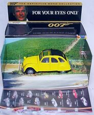 "Corgi Toys JAMES BOND 007 ""FOR YOUR EYES ONLY"" Movie CITROEN 2CV CC85701 MIB`01!"