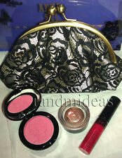 Anna Sui Black Veil Makeup Collection-Unboxed-LE-RARE-NEW-Available In Two Sets!