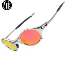 SUNNCARI Men Polarized Cycling Glasses Alloy Frame Sport Riding Eyewear CP001-1