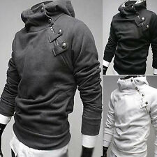 Fashion Slim Fit Sexy Jackets Hoodies Top Designed Men's Coats Casual Sports