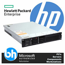 HP ProLiant DL380 G6 2x Hex / Quad Core Intel Xeon 96GB DDR3 RAM Rackable 2U HDD