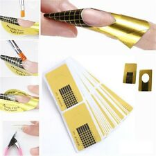 500PCS Nail Art Guide Form Tips Extension Sticker Acrylic UV Gel Decoration Tool
