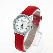 Brand New Fashion Student Girl Boy Kids Learn Time Teacher Quartz Wristwatch U13